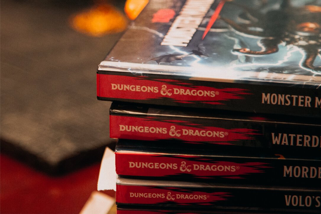 Dungeon & Dragons Books